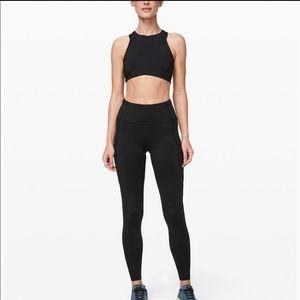 Lululemon Fast and Free Yoga Leggings 6.